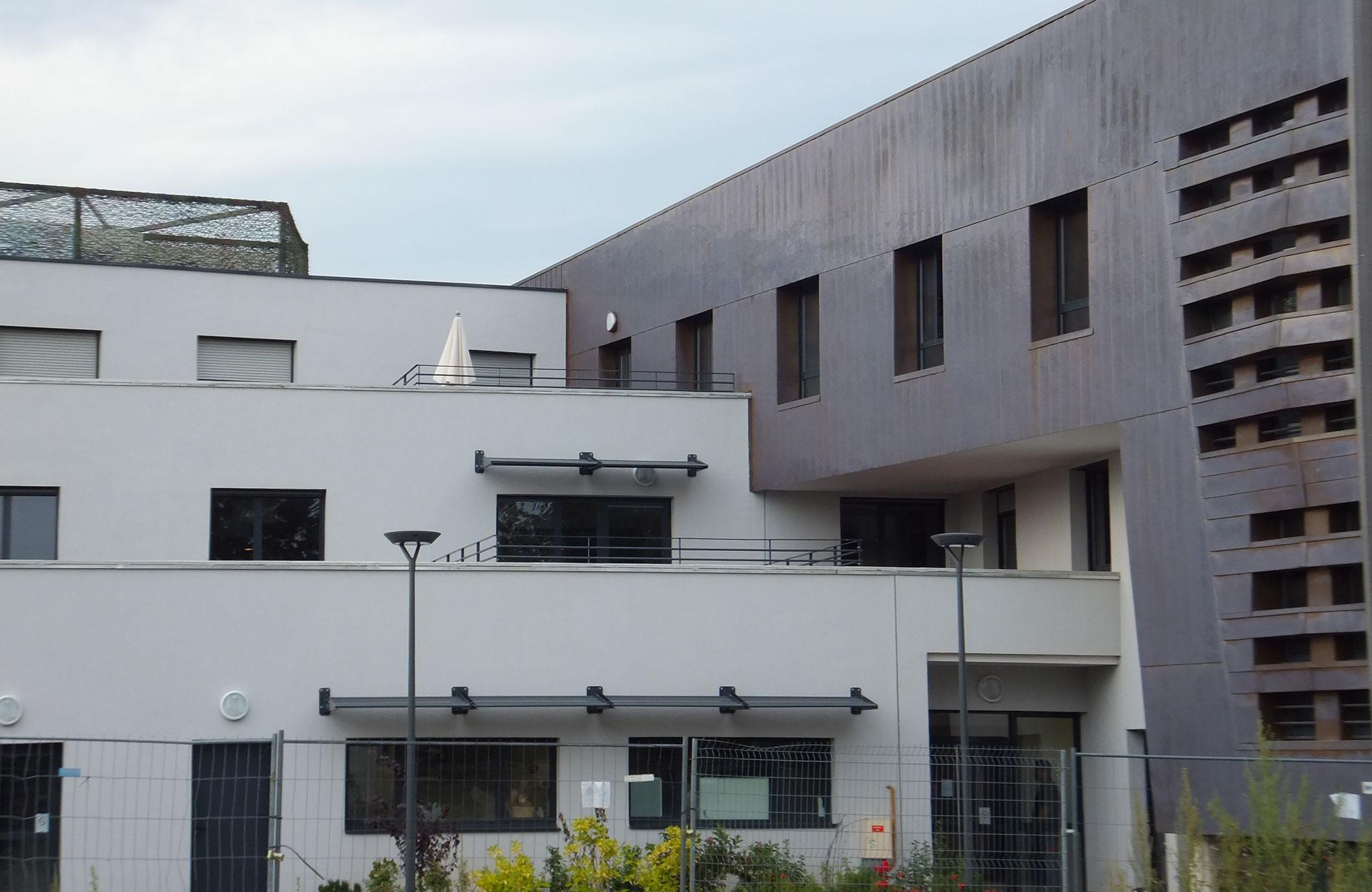 Restructuration de l 39 ehpad de saint didier en velay egc for Accueil temporaire en maison de retraite